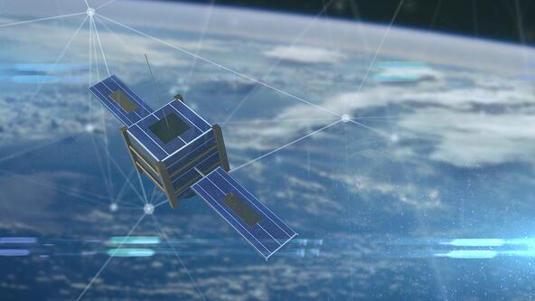 CubeSat constellation